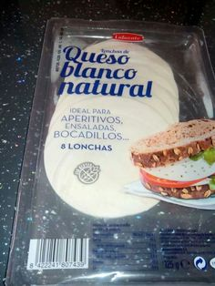 1 loncha: 1 pp Bread, Food, Food Items, Products, Healthy Dieting, Diets, Salads, Light Recipes, Breads