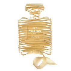 Chanel perfume bottle