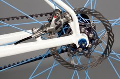 Custom Single Speed 29er | English Cycles