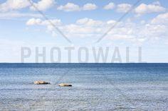 Cloud and Ocean - Wall Mural & Photo Wallpaper - Photowall