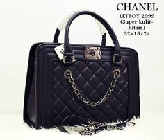 CHANEL LEBOY KULIT SUPER 125rb