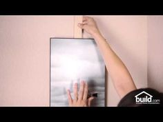 """Here is a convenient way to hang a picture. Check out another convenient way to hang a picture at: http://www.youtube.com/watch?v=UQgXNZGT6EA?source=ytb_picture hanging.     Check out more of our how tos by going to our youtube page and looking under the tab """"How Tos"""". Dont forget to subscribe to our channel!  To view more videos like this from Bui..."""