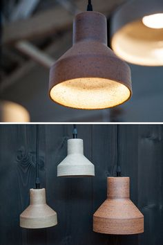 A beautiful new range of Licht pendant lights available at Koskela in three beautiful textural finishes and two sizes. K | Limited