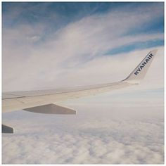 Here we go again. #flight #upintheair #sky #clouds #ryanair #aircraft #boeing #wing #pointofview #urbanromantix #nothingisordinary #ig_europe #explore #wanderlust #igtravel #globetrotter #travelgram #traveljunkie #travelfreak by (dodonielot). explore #boeing #igtravel #wanderlust #upintheair #wing #nothingisordinary #pointofview #flight #travelgram #traveljunkie #aircraft #sky #ig_europe #clouds #ryanair #globetrotter #urbanromantix #travelfreak