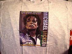 MICHAEL JACKSON T-SHIRT - http://www.michael-jackson-memorabilia.com/?p=4336