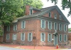 Amstel House, New Castle, New Castle, Delaware. Nicholas Van Dyke & family lived there. George Washington attended a Van Dyke wedding there. He was a member of the 2nd Continental Congress, Signer of the Articles of Confederation, & Governor of Delaware Nicholas was my 1st Cousin 8x Removed