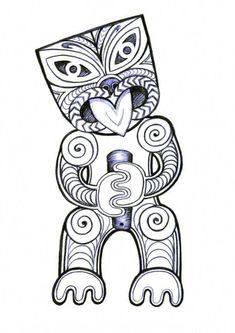 maori tattoos intricate designs for women Doodles Zentangles, Tattoo Now, Arm Band Tattoo, Maori Tattoo Designs, Maori Tattoos, Tatoos, Maori Symbols, Tiki Faces, Tribal Warrior