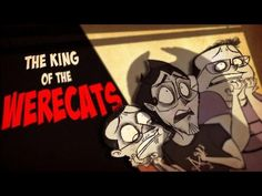 THE KING OF THE WERECATS!!!!! MARKPLIER!!!!! SCRIBBLE NETTY!!!!