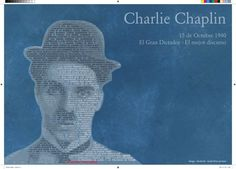 Charlie Chaplin - El mejor discurso - http://www.facebook.com/words.from.pictures