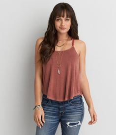 I'm sharing the love with you! Check out the cool stuff I just found at AEO: http://on.ae.com/1SXk0LM
