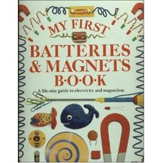 Batteries and Magnets Book