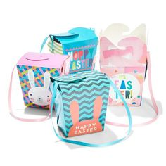 This easter costume felt bag bucket from woolworths garden city is easter egg hunt boxes pack of 4 assorted negle Gallery
