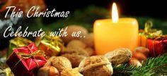 Christmas candles..