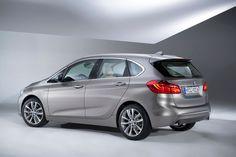BMW 2 Series Active Tourer - Car Body Design