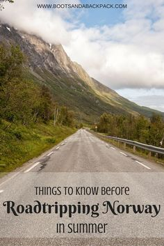 Things to know before roadtripping Norway in summer