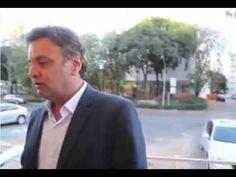 Bomba! AÉCIO dá entrevista BÊBADO PARA O ESTADÃO.
