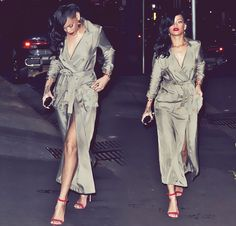 Rihanna. Class.
