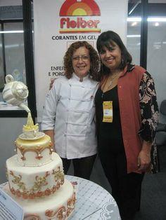 Eu e Cecilia Morana