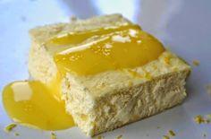 Bienvenue chez Spicy: Cheesecake au citron et tofu soyeux