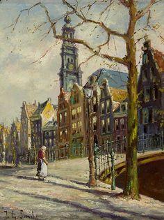 De Bloemgracht Jan Gerard Smits