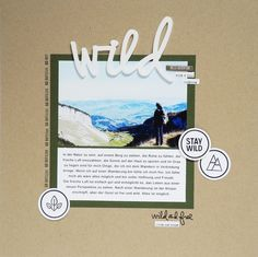 wild by andreacollects at @studio_calico