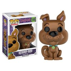 From Scooby Doo, Scooby Doo, as a stylized POP vinyl from Funko Figure stands 3 inches and comes in a window display box. Check out the other Scooby Doo figures from Funko Collect them all. Funk Pop, Pop Figurine, Figurines Funko Pop, Funko Figures, Disney Pop, Pop Vinyl Figures, Pop Figures Disney, Pop Bobble Heads, Funko Pop Dolls