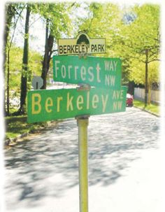 Berkeley Park. Where we call home.