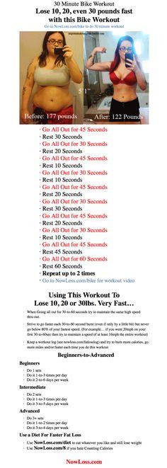 killer weight loss workout