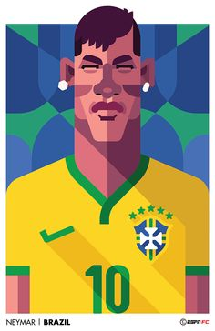 ESPN FC by Daniel Nyari, via Behance