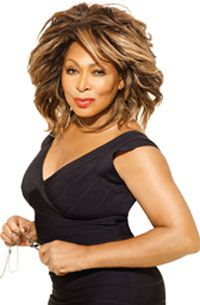 Tina Turner- so strong and beautiful even as the years go by