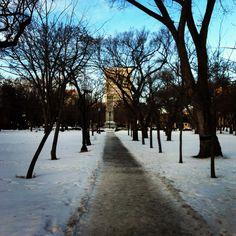 Victoria Park. Regina #Saskatchewan #Canada - January 2012