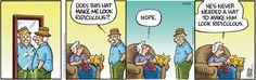 Pickles Comic Strip, December 16, 2014 on GoComics.com