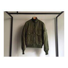SPIWAK G-8 WEP JACKET  Lemontea Ikejiri Blog Up  スケーターの多いここ世田谷からゴンズジャケットのオススメです。  本日は14:00〜22:00です。宜しくお願いします。  #lemontea_ikejiri#spiewak#g_8#wep#jacket