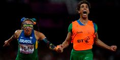 Nas Paralimpíadas Rio 2016 recordes foram quebrados e performances de alto nível…