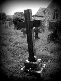 Love old graveyards...