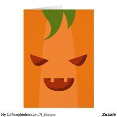 My Lil Pumpkinhead