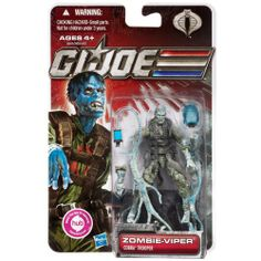 Check out the creeped out #GIJoe 30th Anniversary 3-3/4 Inch  #Zombie Viper Cobra Action Figure from Hasbro http://www.amazon.com/dp/B006GDMI14/ref=cm_sw_r_pi_dp_iwYmtb1XBRMNH79G