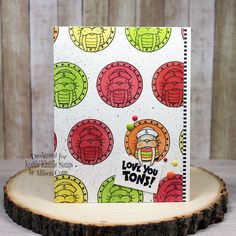 Kraftin' Kimmie July Release Hop! Sunnies Studios, Sit Back And Relax, White Ink, Ink Color, Pattern Paper, Rainbow Colors, Color Patterns, Summer Time