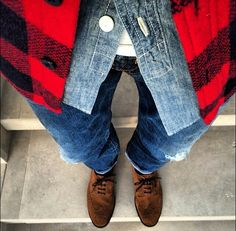 My style. #style #denim #outfit #fashionblogger