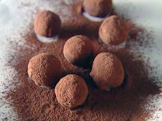 Chocolate truffles <3