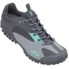 Giro Petra Mountain Bike Shoes - Women's  - love the teal !
