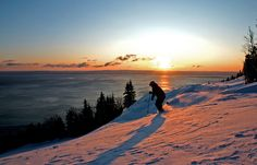 Never been... Would love to! Le Massif de Charlevoix