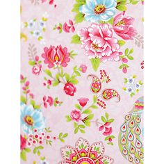 Buy PiP Studio Flowers in the Mix Wallpaper Online at johnlewis.com