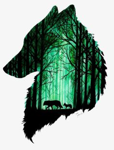 """Just the outer shape in black with """"the wolf you feed"""" in negative space Animals by Jonna Lamminaho длиннопост, арт, Jonna Lamminaho, Животные Animal Drawings, Cool Drawings, Pencil Drawings, Hunting Art, Wolf Tattoos, Cross Tattoos, Ankle Tattoos, Lion Tattoo, Girl Tattoos"""