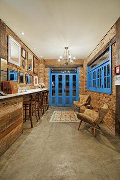 Restaurante La Pasta Giala - Galeria de Imagens | Galeria da Arquitetura