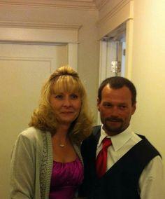 Randy and Kim Gray.   18 year Anniversary