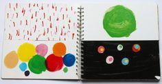 Herve Tullet: The Big Book of Art: Hervé Tullet: 9780714863498: Amazon.com: Books