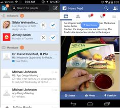 gmail mobile ui - Google Search