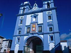 Iglesia en Angra do Heroismo - Azores