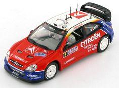 Loeb 4x volt világbajnok a Xsara WRC-vel